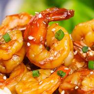 K6 Shrimp Teriyaki